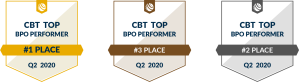 all top performers badges